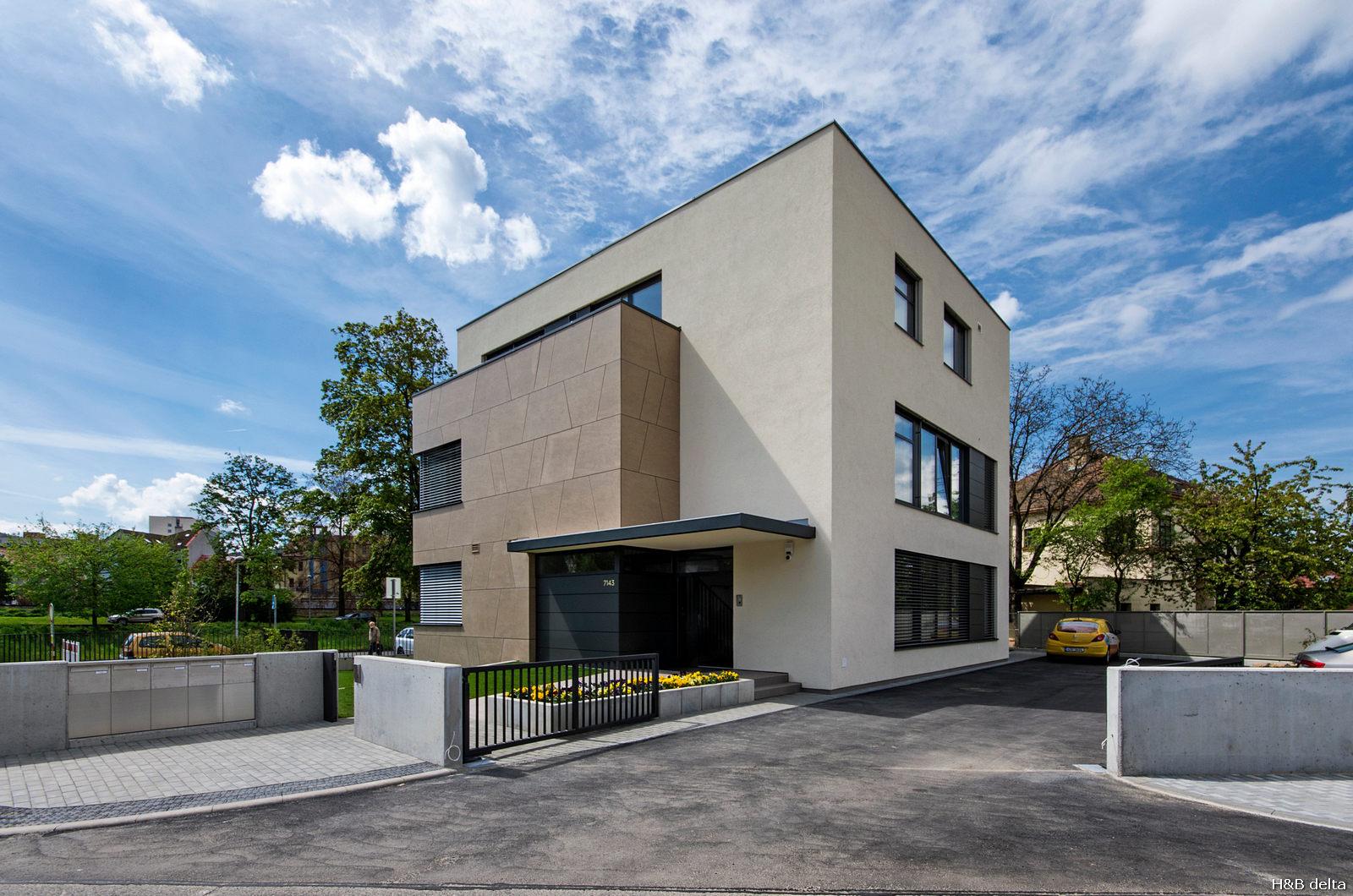 Zlín - Lékařský dům