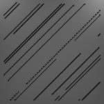 Designová výplň - vzor 09