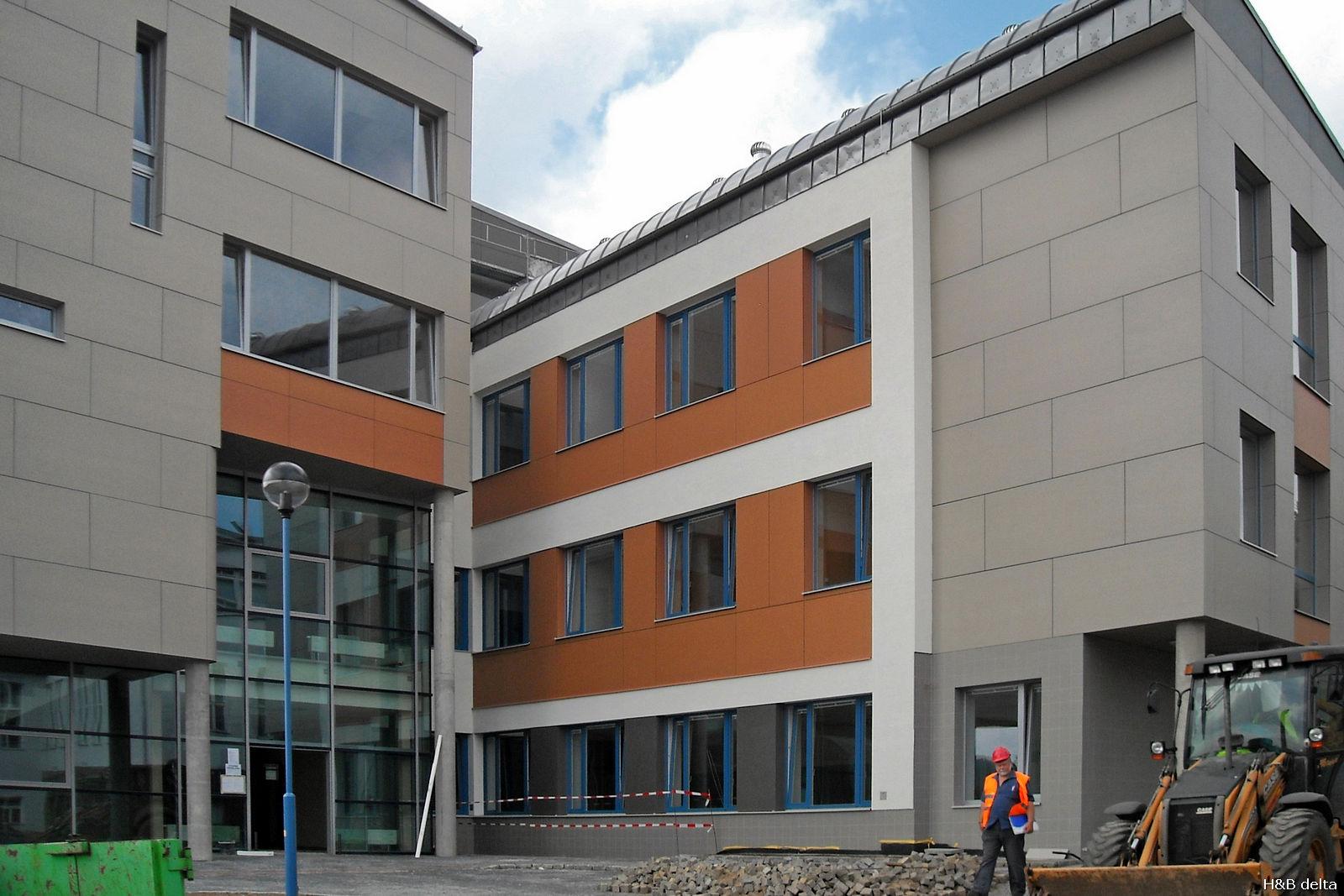 Nemocnice Nové Město na Moravě