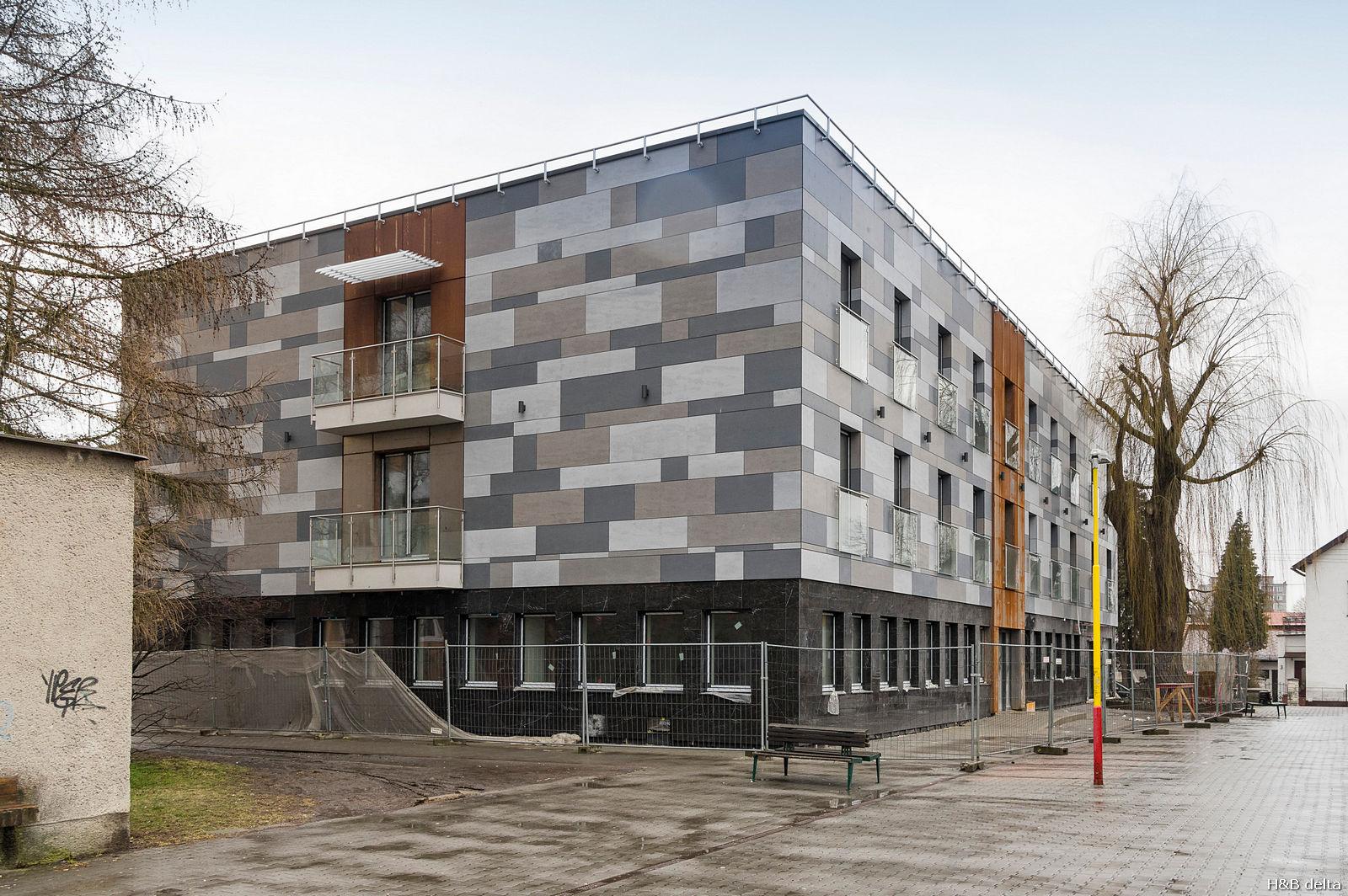 Valašské Meziříčí - hotel a restaurace Rajka