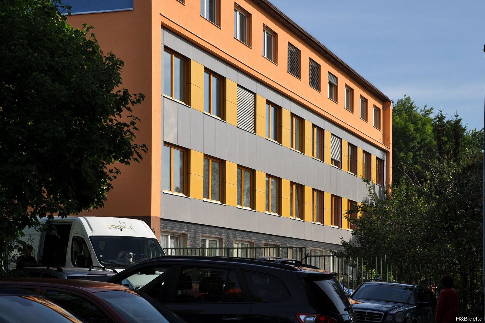 Střední škola a Základní škola speciální Chotouňská Brno