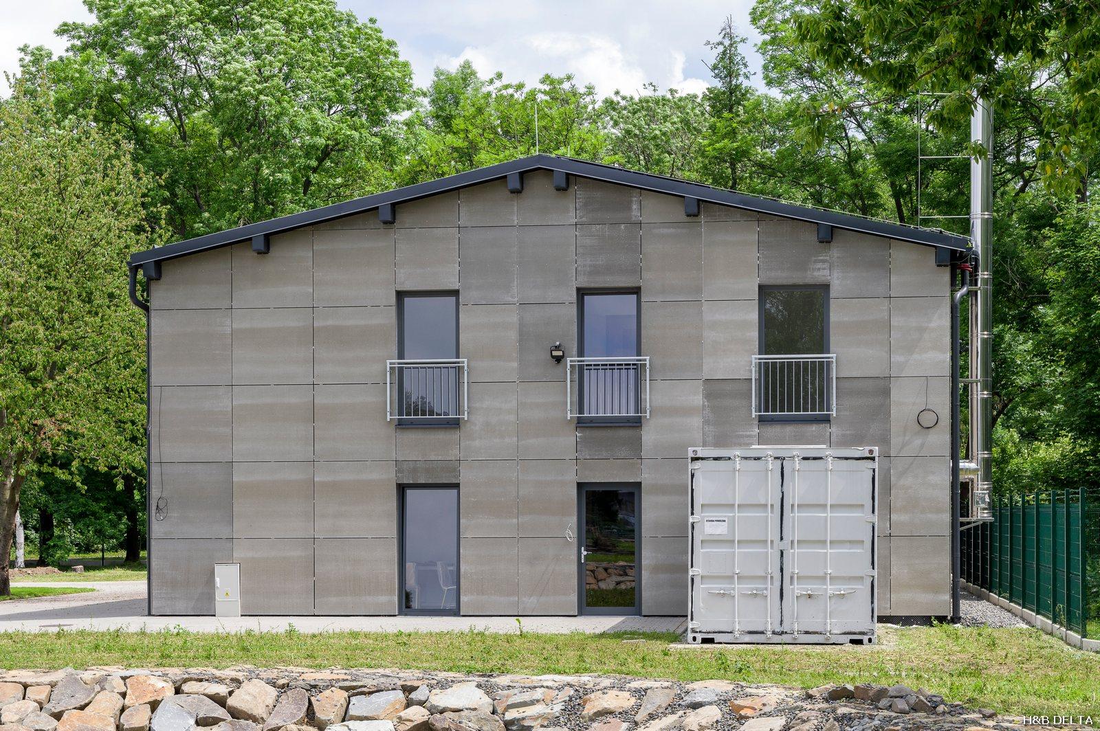 WT Wintech Přerov – skladovací prostory