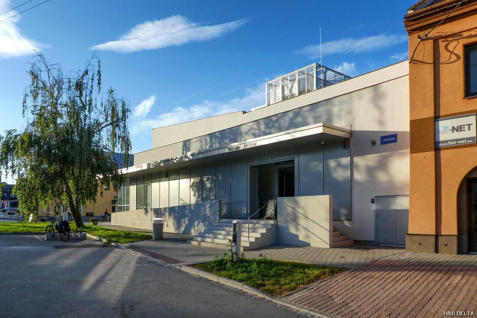 Kulturní a turistické informační centrum Hustopeče