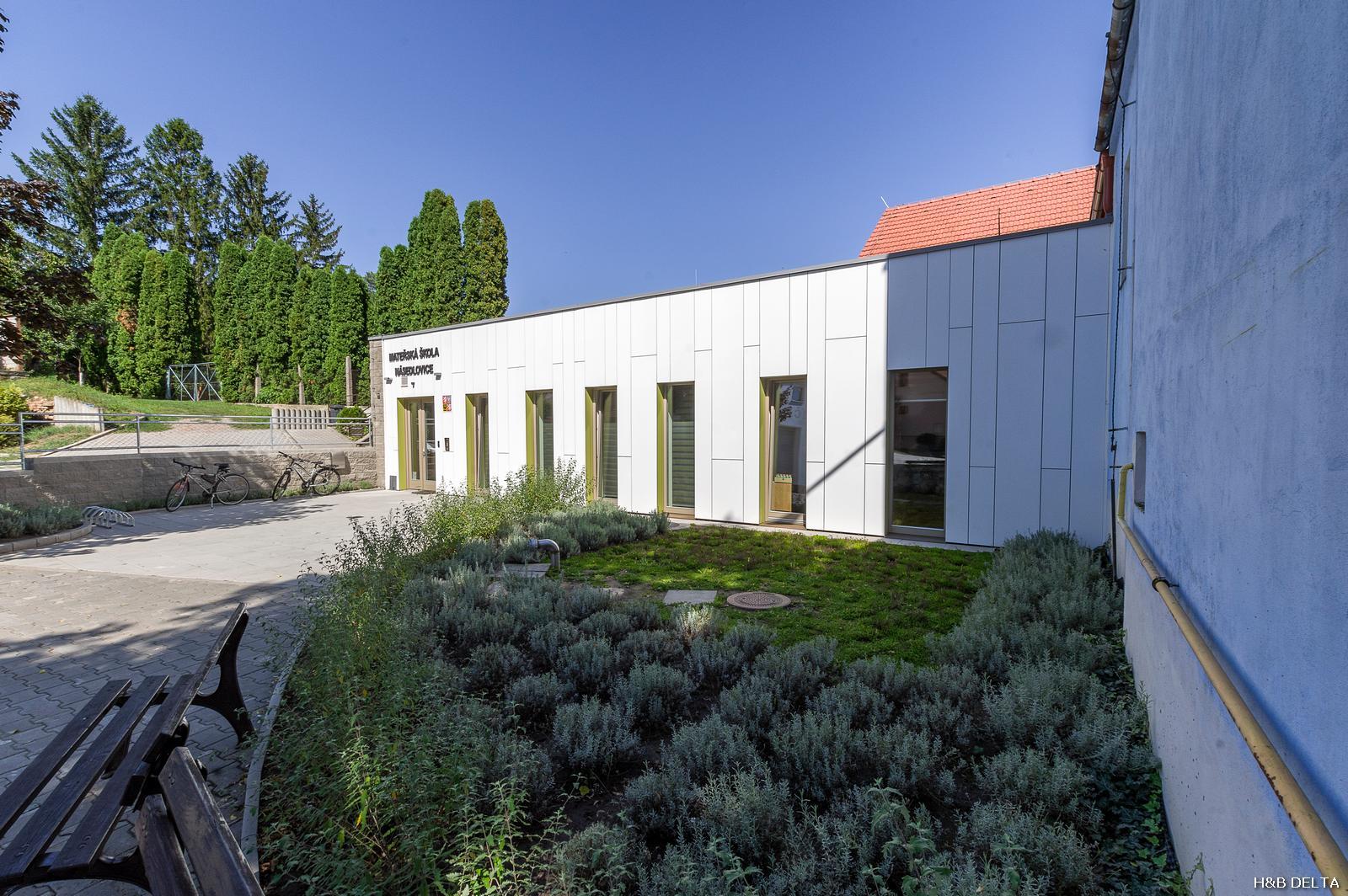 Mateřská škola Násedlovice