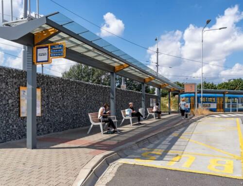 Autobusový terminál Ostrava-Dubina