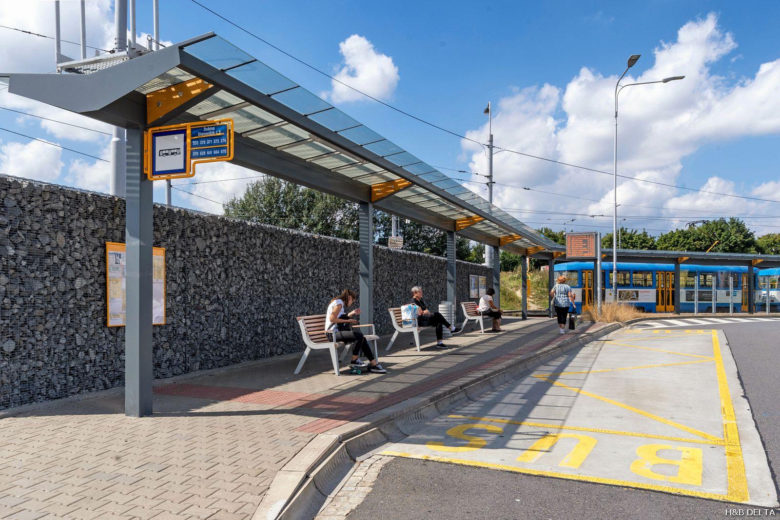 Ostrava-Dubina – autobusový terminál