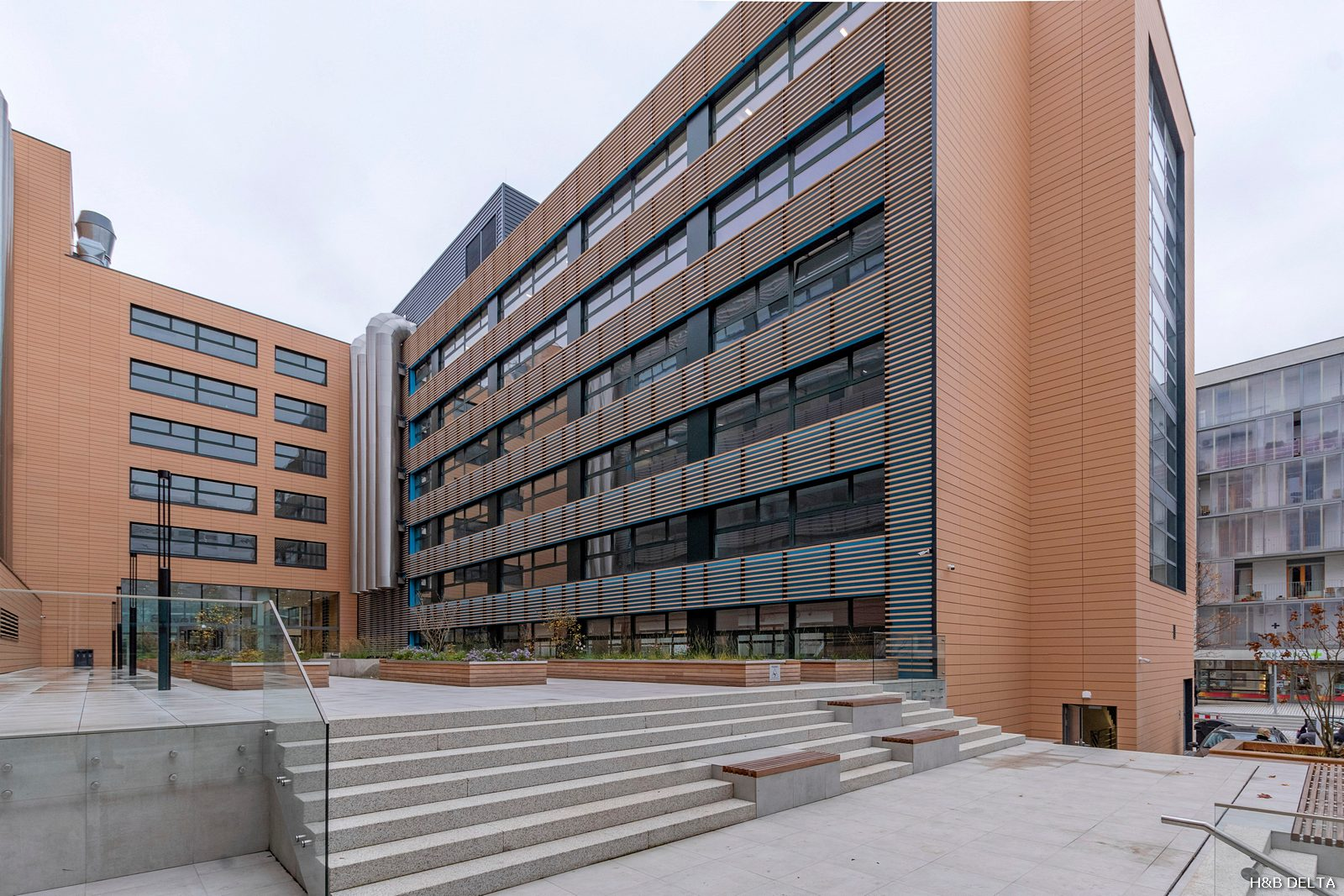 BB Centrum Praha – budova B