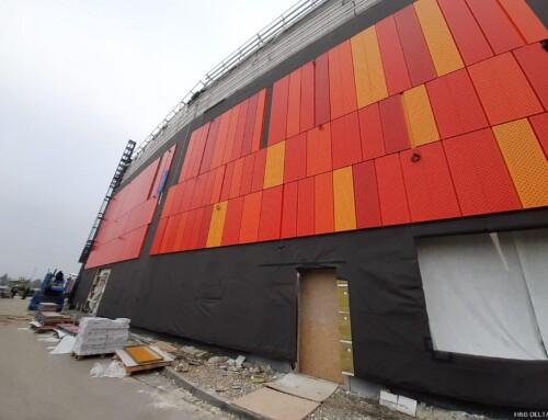 Nová tvář obchodního centra Futurum Brno