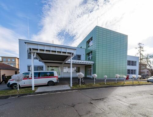 Nemocnice Šumperk – Pavilon D