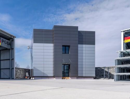 Administrativní budova Velká Bystřice
